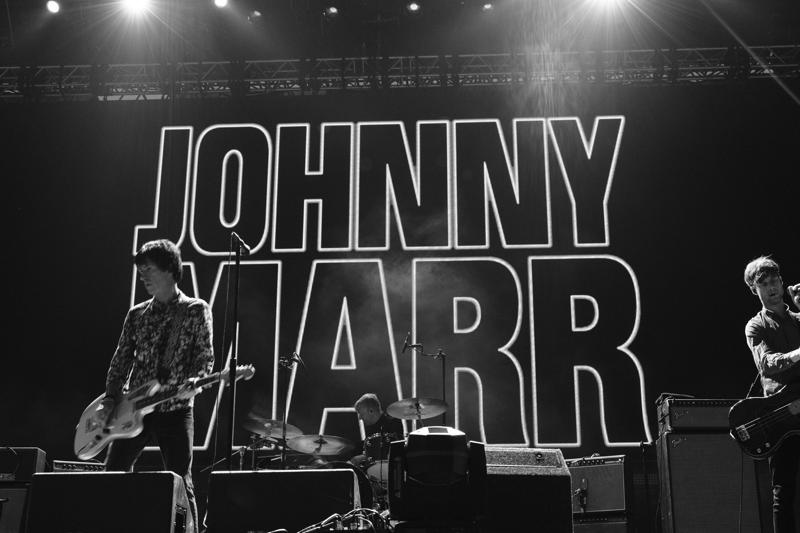 Είδαμε Johnny Marr και New Order: A Manchester Affair