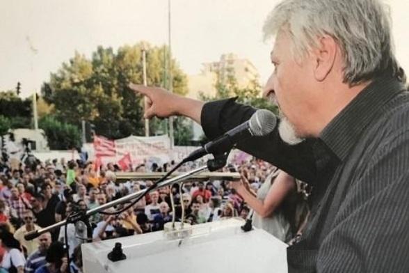 Φεύγει από την ΕΡΤ λόγω συνταξιοδότησης ο Παναγιώτης Καλφαγιάννης