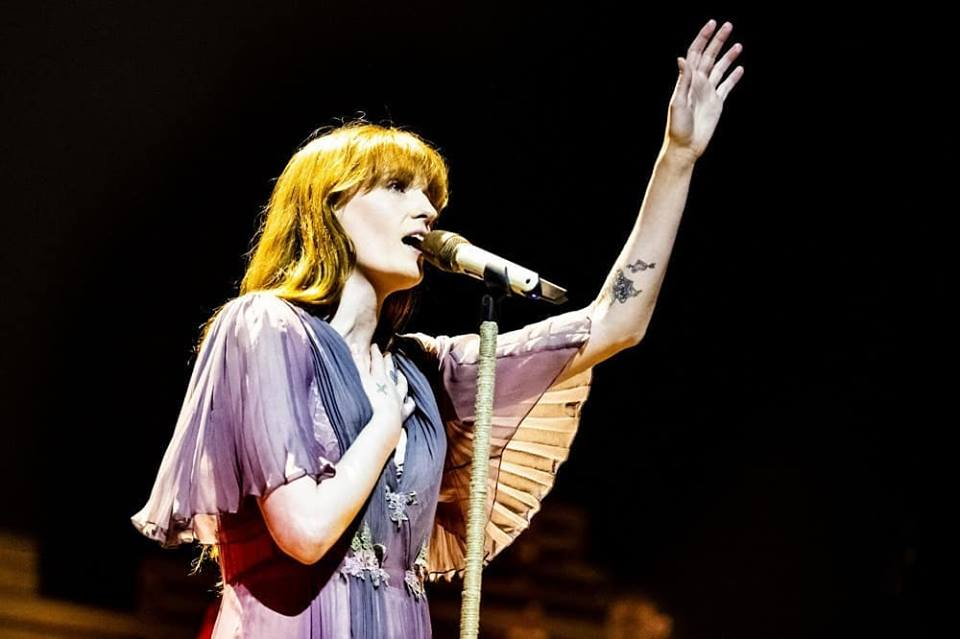 Archive και Florence And The Machine στο Ηρώδειο